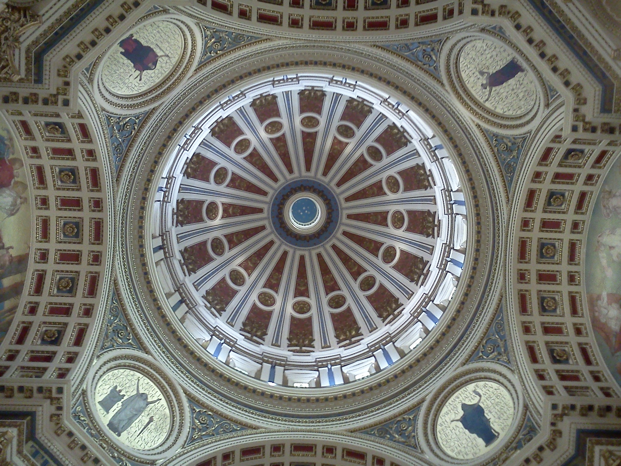Under the Capitol Dome