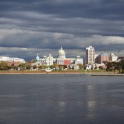 Harrisburg's skyline