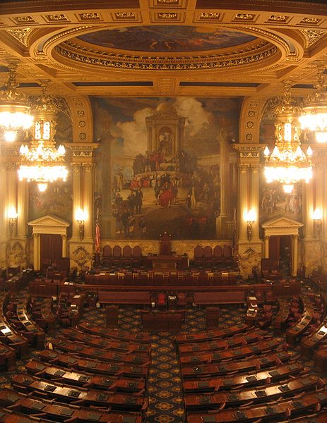 Pennsylvania_State_Capitol_House_Chamber
