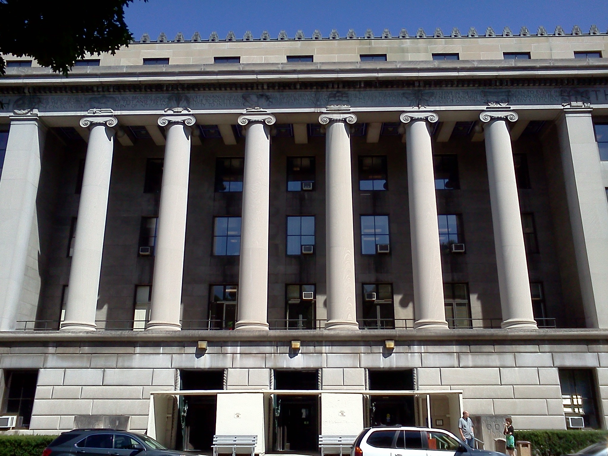 Pennsylvania Finance Building