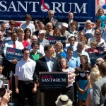 Santorum Campaign Kick-Off
