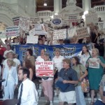Marcellus Shale Protesters