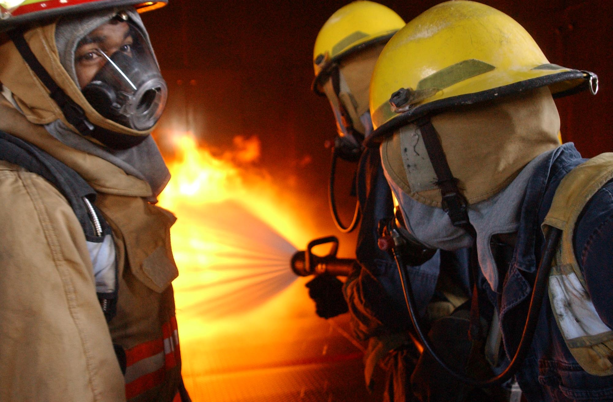 Ferrier Firefighting Class