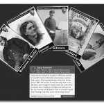 Lowell National Historical Park Civil War Trading Cards