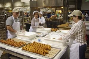 Farm Show Food Court, Doughnuts