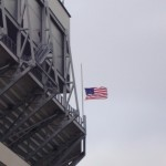 Beaver stadium flags