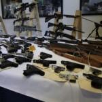 Guns, Seized Guns