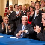Corbett Signs Budget Ahead of Deadline