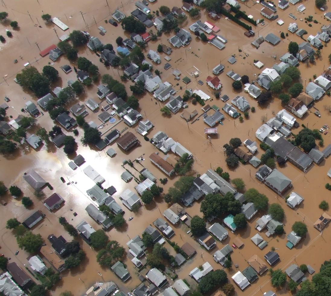 Bloomsburg Flood - Tropical Storm Lee