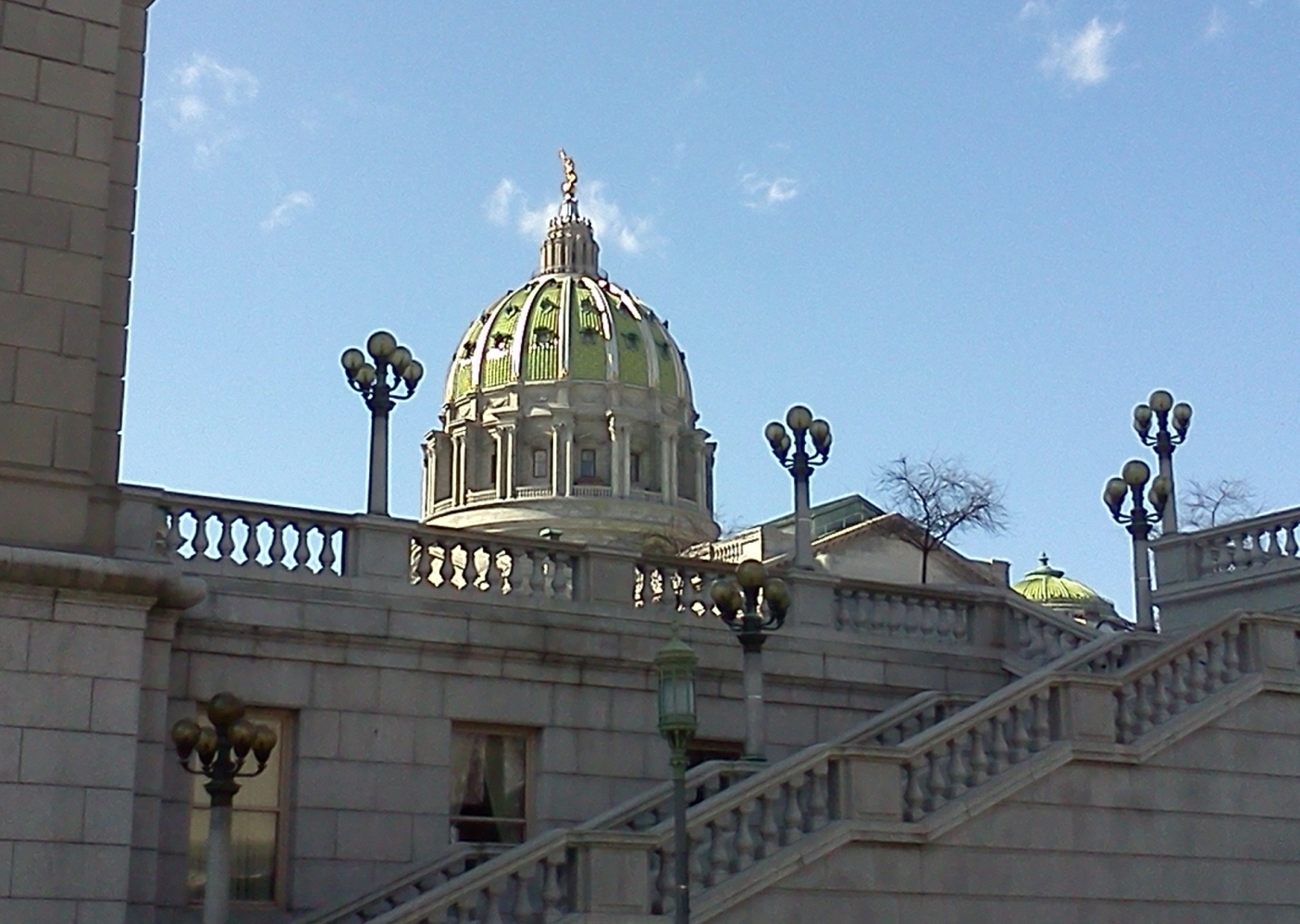 Capitol, State Capitol, Dome