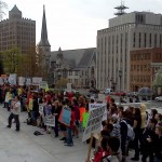 Higher Education Rally, Capitol Steps